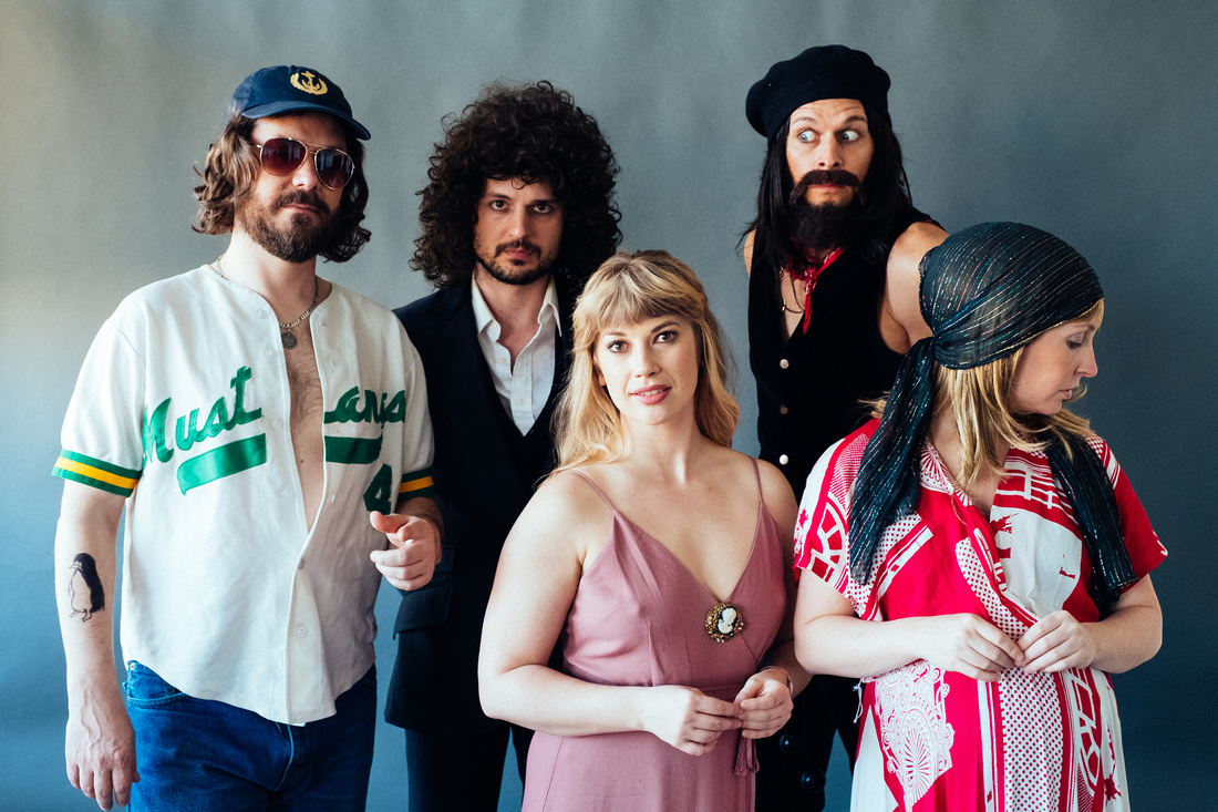Rumours. Fleetwood Mac Tribute band, LA. Photography, Music Promotion.