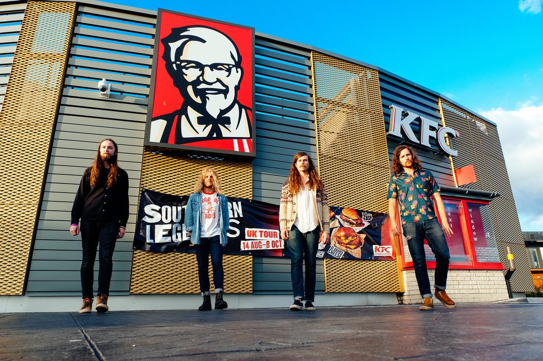 KFC Southern Legends Tour 2017 Glasgow