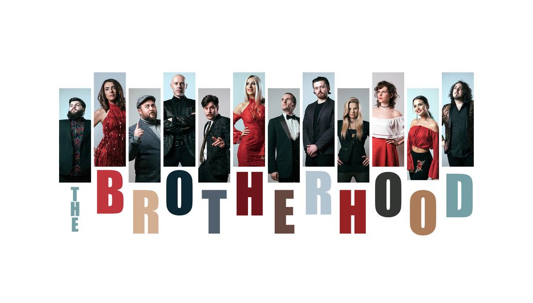 The Brotherhood, music promo. live music photography. Wales