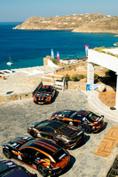 Gumball 3000 - Mykonos to Ibiza - event coverage