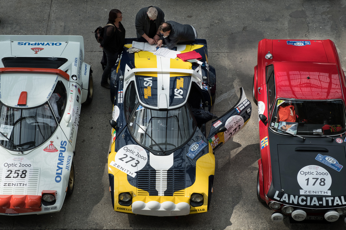Tour Auto, Private Motor Club