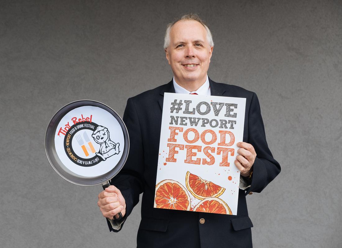 Newport food festival photography