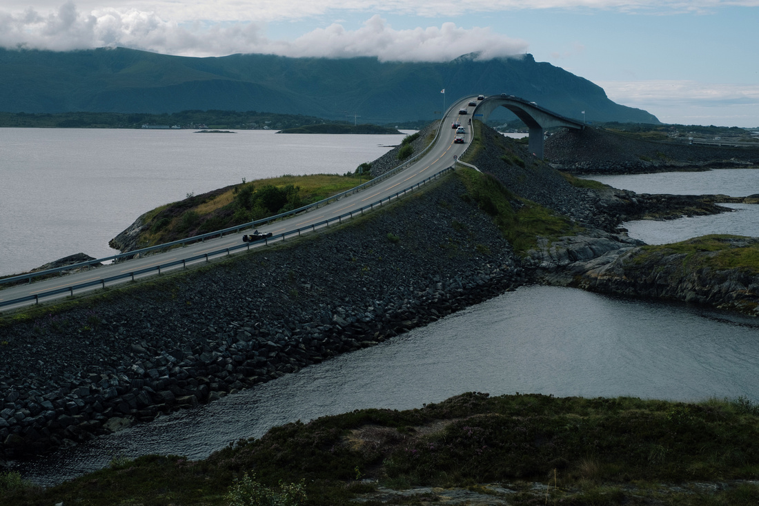 Atlantic Road trip 2017 photography