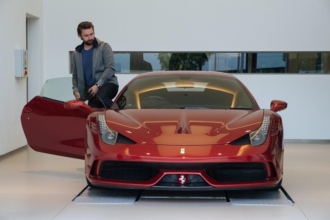MRJWW Ferrari 458 Speciale collection