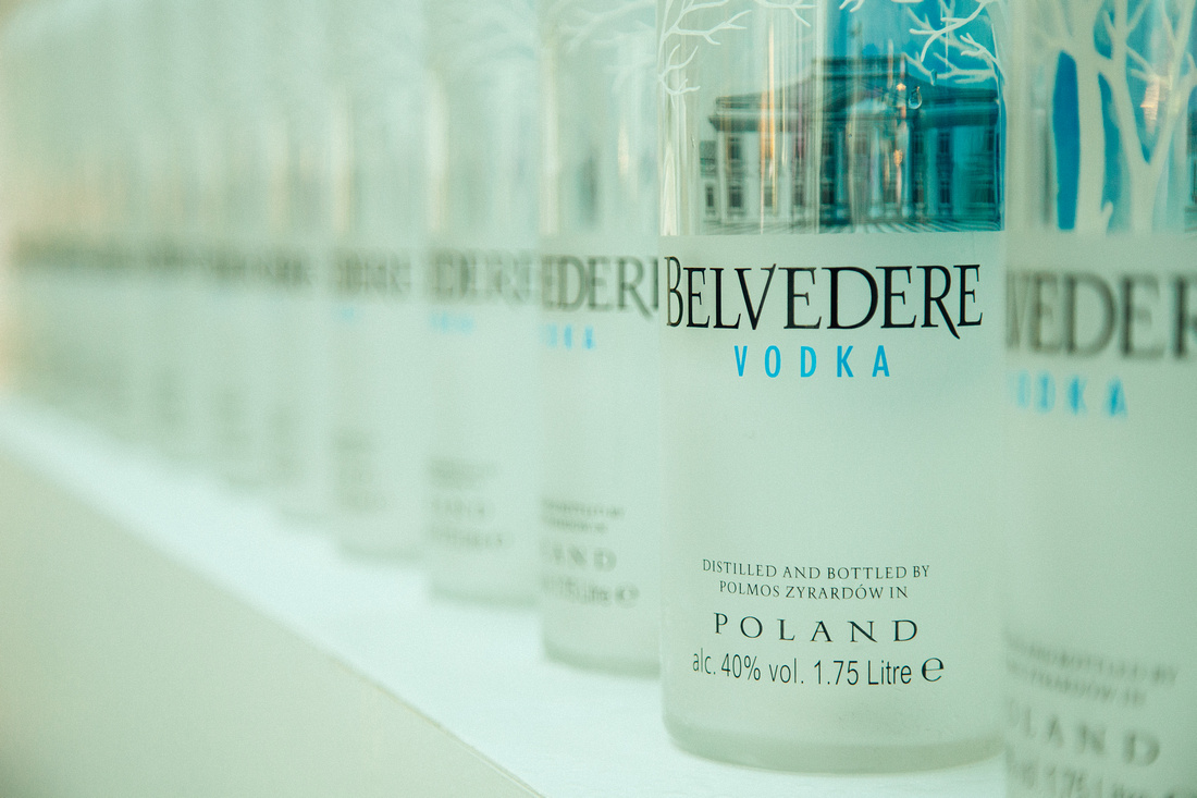 Belvedere Vodka, London Cocktail Week Event Photography